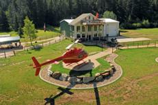 Black Hills Aerial