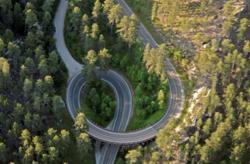 Iron Mountain Road 1